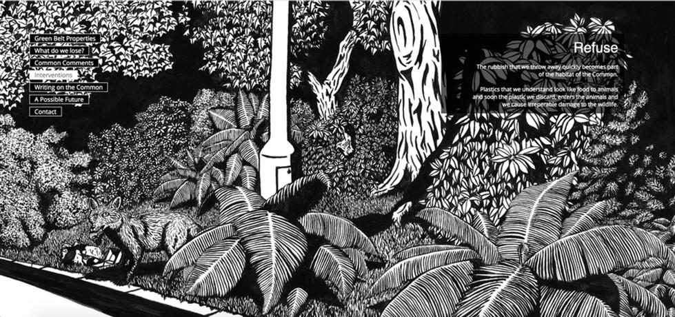 Interventions | jonhallsillustration