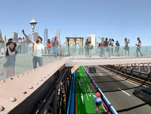 Reimagining the Brooklyn Bridge