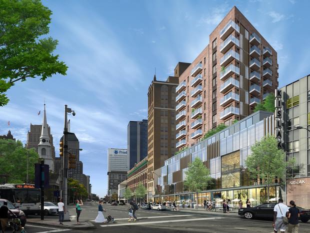 Broad Street Redevelopment