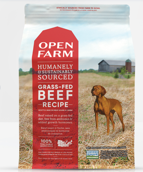 Open Farm - Beef (Ordered in)