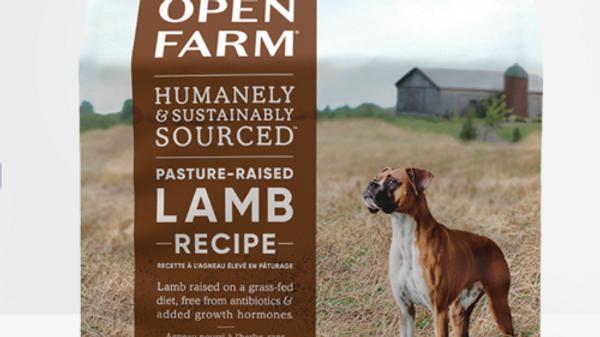 Open Farm - Lamb (Ordered in)