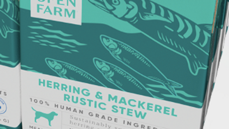 Open Farm - Herring & Mackerel Rustic Stew