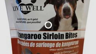 Live Well - Kangaroo Sirloin Bites
