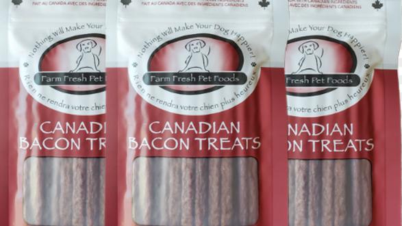 Farm Fresh Bacon Treats