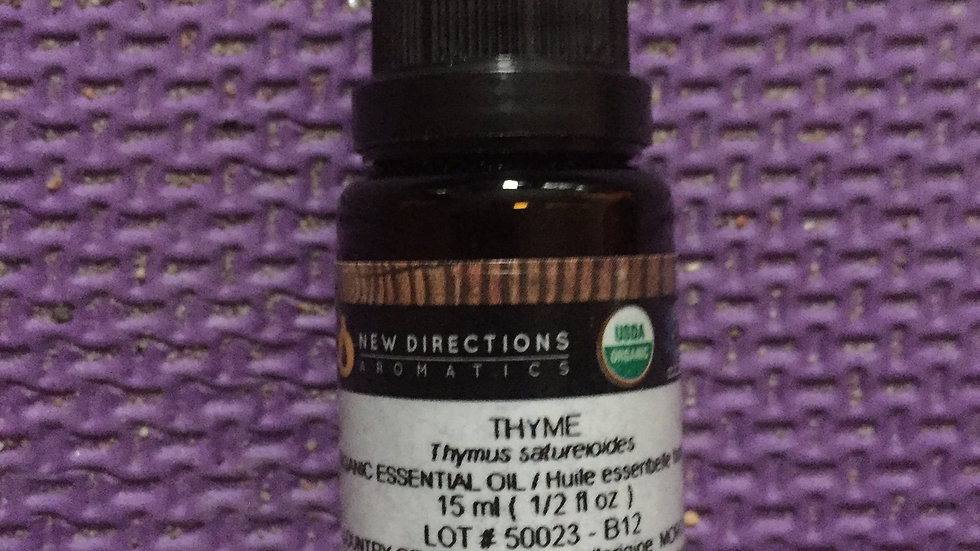 Scent Detection Odors -Thyme