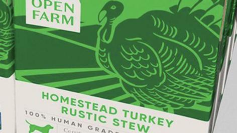 Open Farm - Turkey Rustic Stew