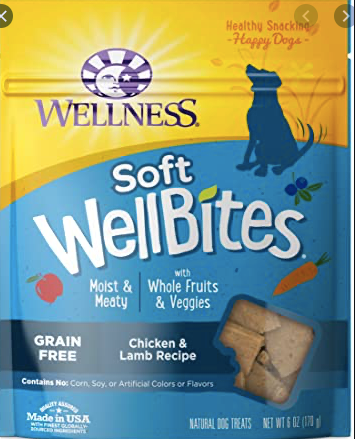 Wellbites - Chicken & Lamb, Grain free, no wastage