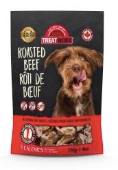 Everything Raw, Roast Beef  (4oz/14oz Bag)
