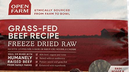 Open Farm - Dehydrated Raw