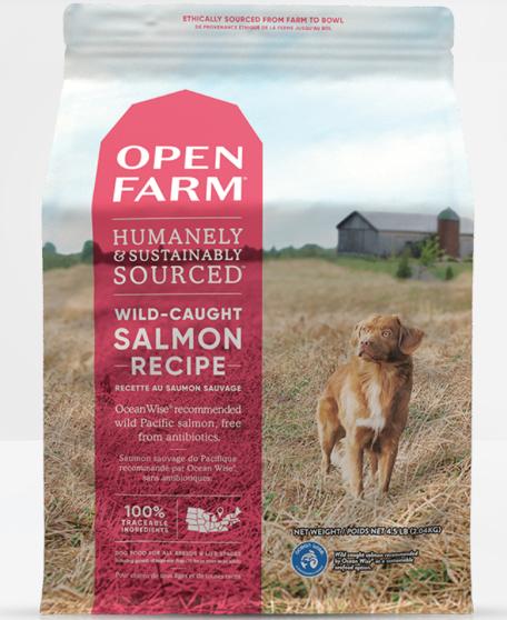 Open Farm - Salmon
