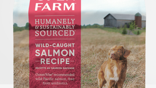 Open Farm - Salmon (Ordered in)
