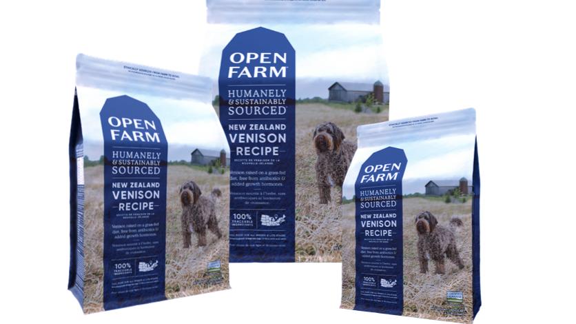 Open Farm - Venison