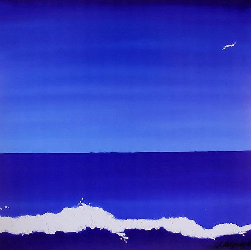 Sea View Print - Original Art by James Heighway
