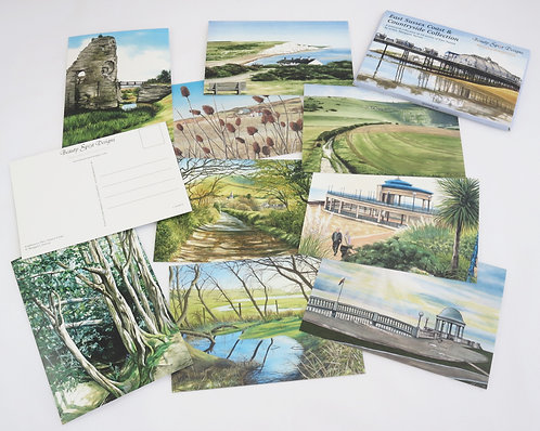 Sussex Postcard Collection