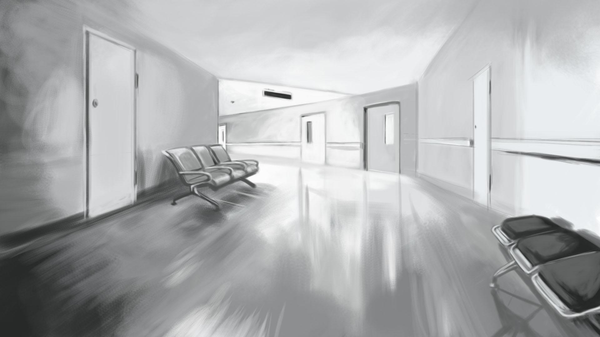hospitalscene