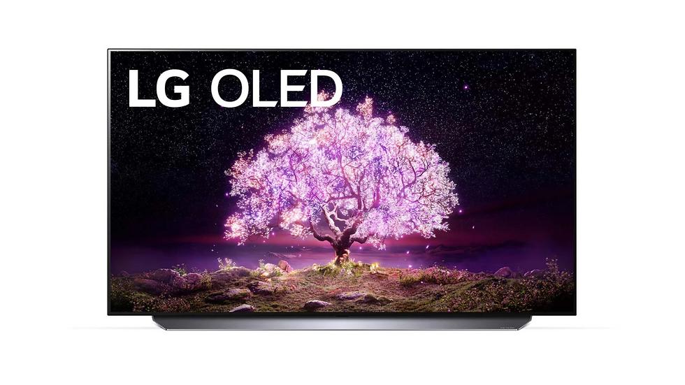LG OLED 55C1 2021