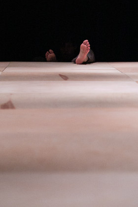 Souterrains | Underneath • Aline Landreau