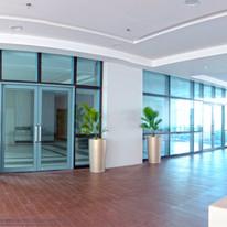 Amenity lobby