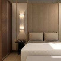 2BR (Master's Bedroom)