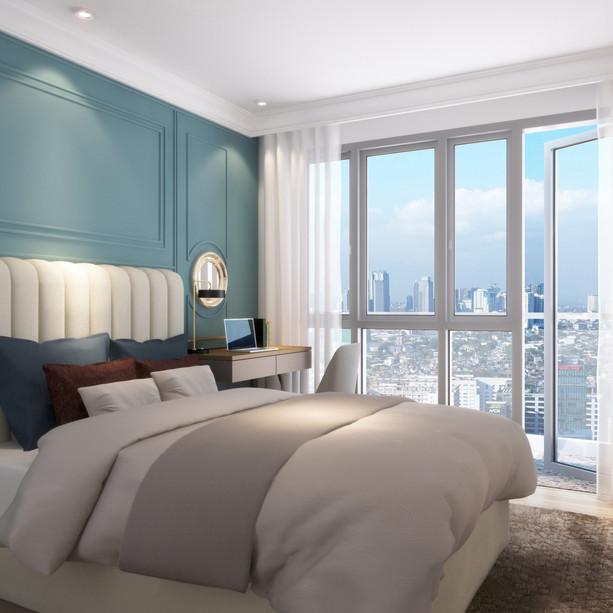 1BR (Bedroom)