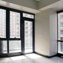 Living Area access to balcony