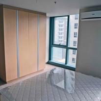 Built-in cabinet & split type AC