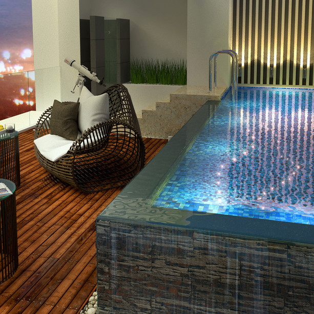 4BR Penthouse (Private Pool)