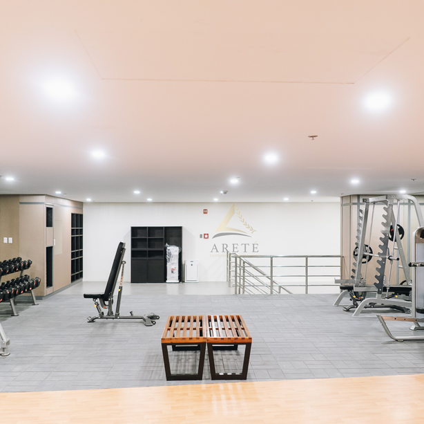 Gym Lounge
