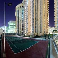 Tennis court (Night time)