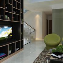 4BR Upper Penthouse Floor
