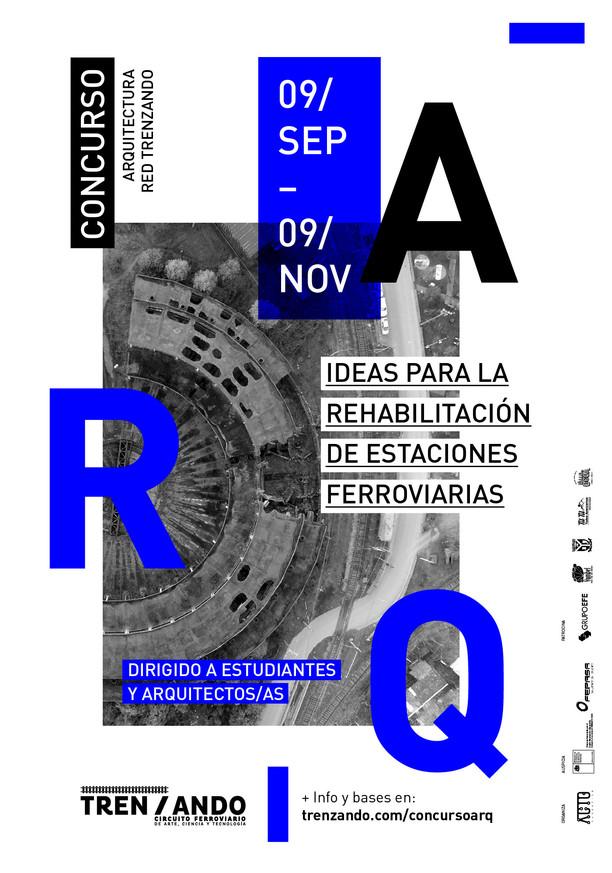 TRENZANDO abre concurso de arquitectura para rehabilitar estaciones ferroviarias