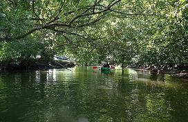 Descente canoe eure