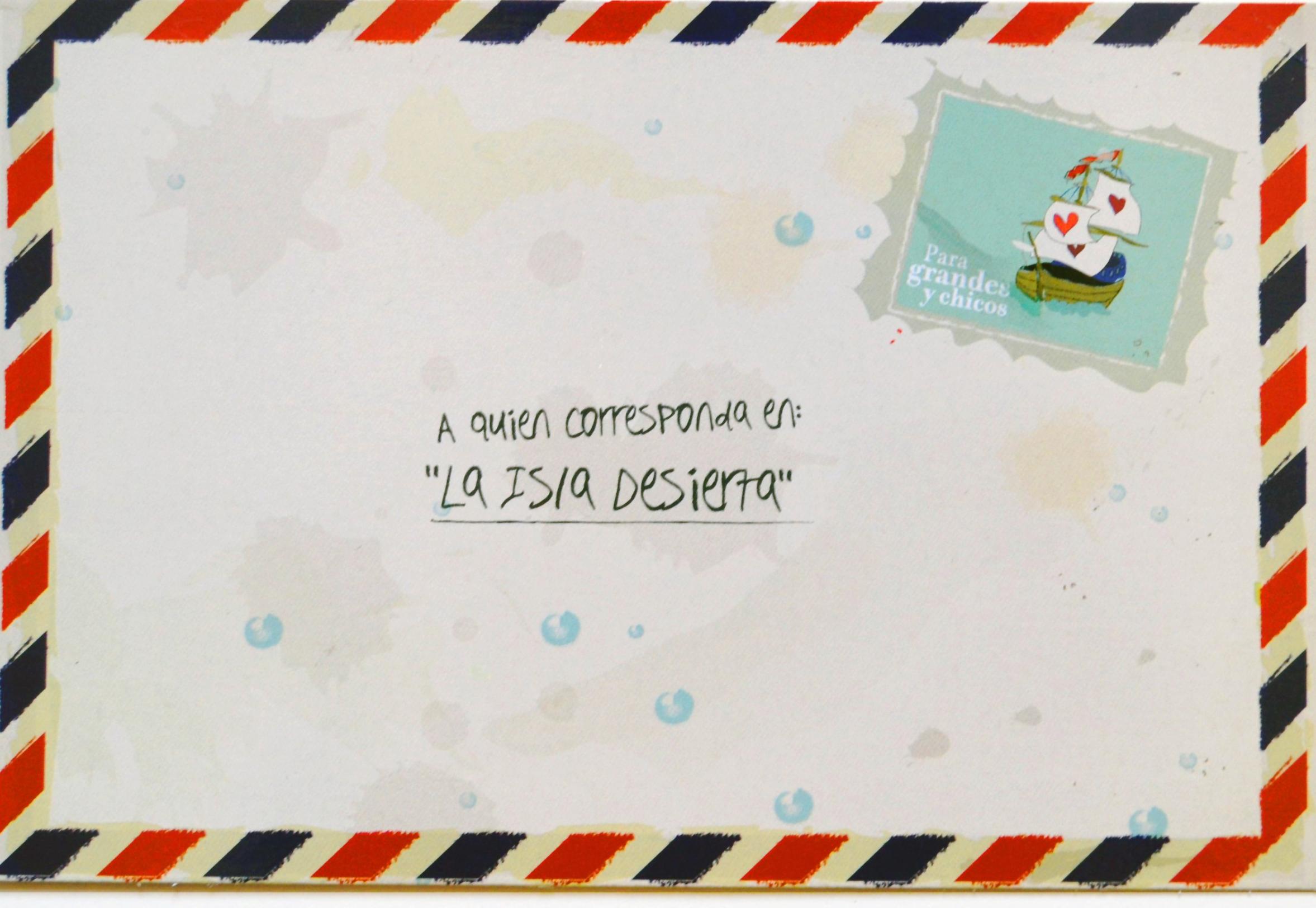 postal frente det