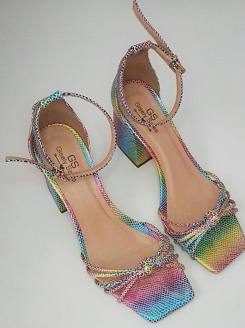 Sandália Rainbow