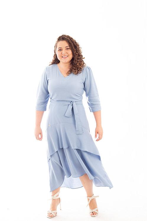 Vestido La Vie - Azul