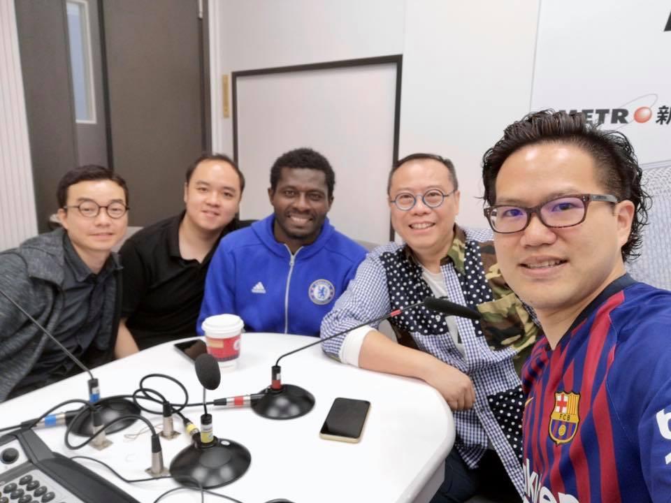 All Black Football Club 2019-01-16