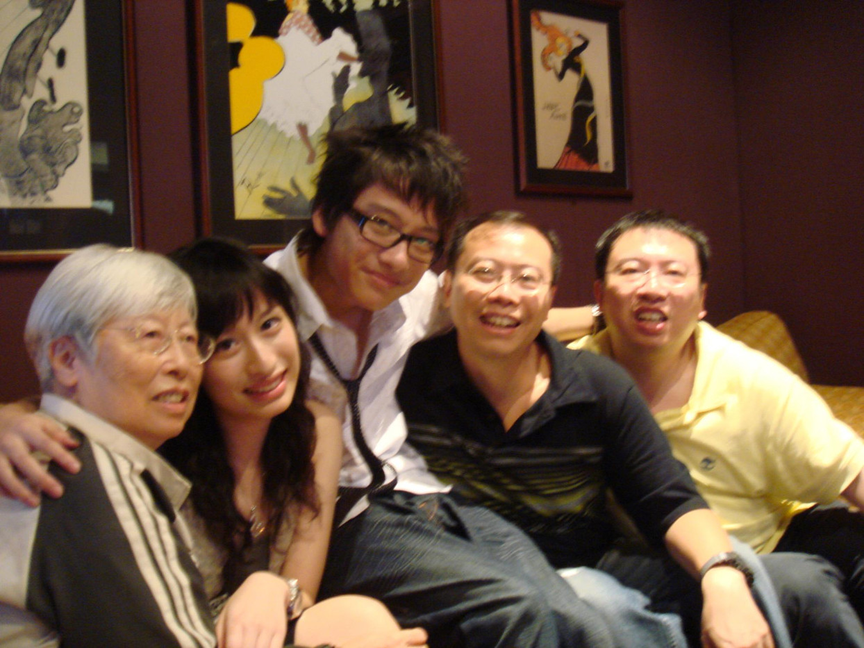 The Chan's family