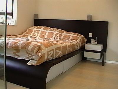 Home sweet home bedroom