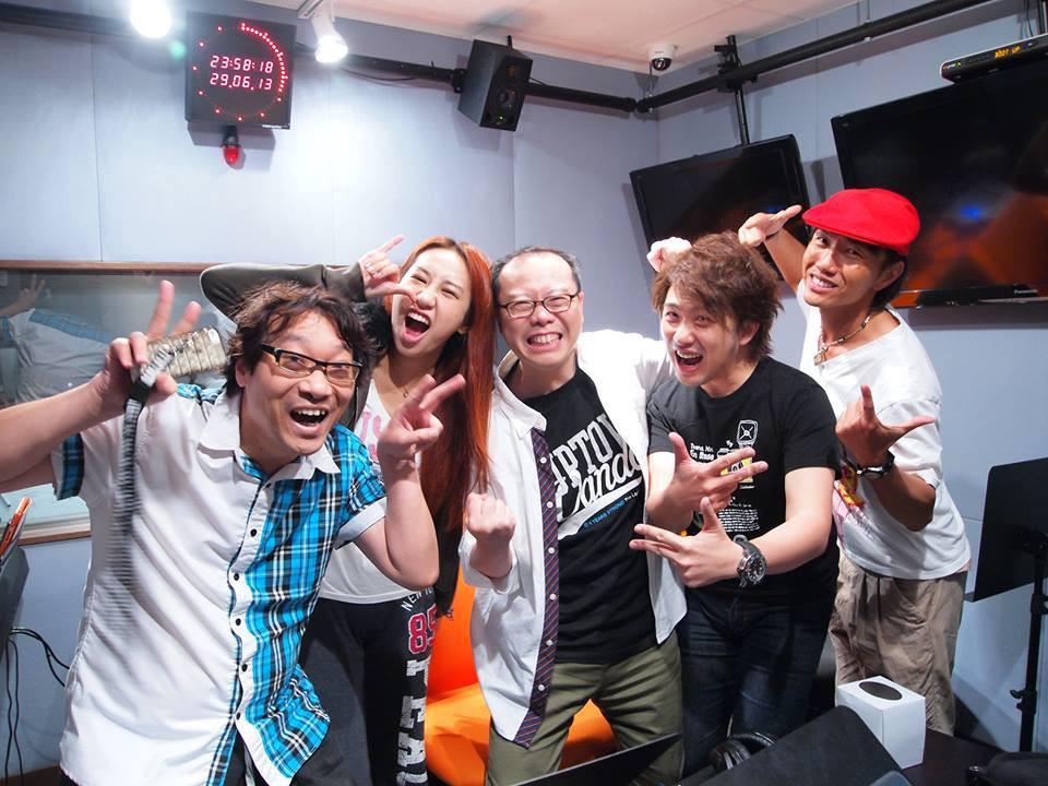 繾綣星光下 (張崇基,崇德) 2013/06/29