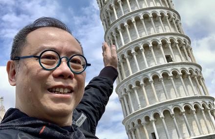 Pisa, Italy April 2019