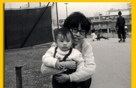 兒時媽媽常帶老貓去維多利亞公園