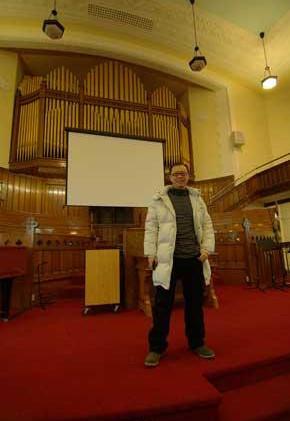 Home Church : Toronto Chinese Alliance Church