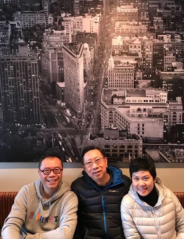 劉向榮+吳潔梅(越洋訪問) 2017-02-20