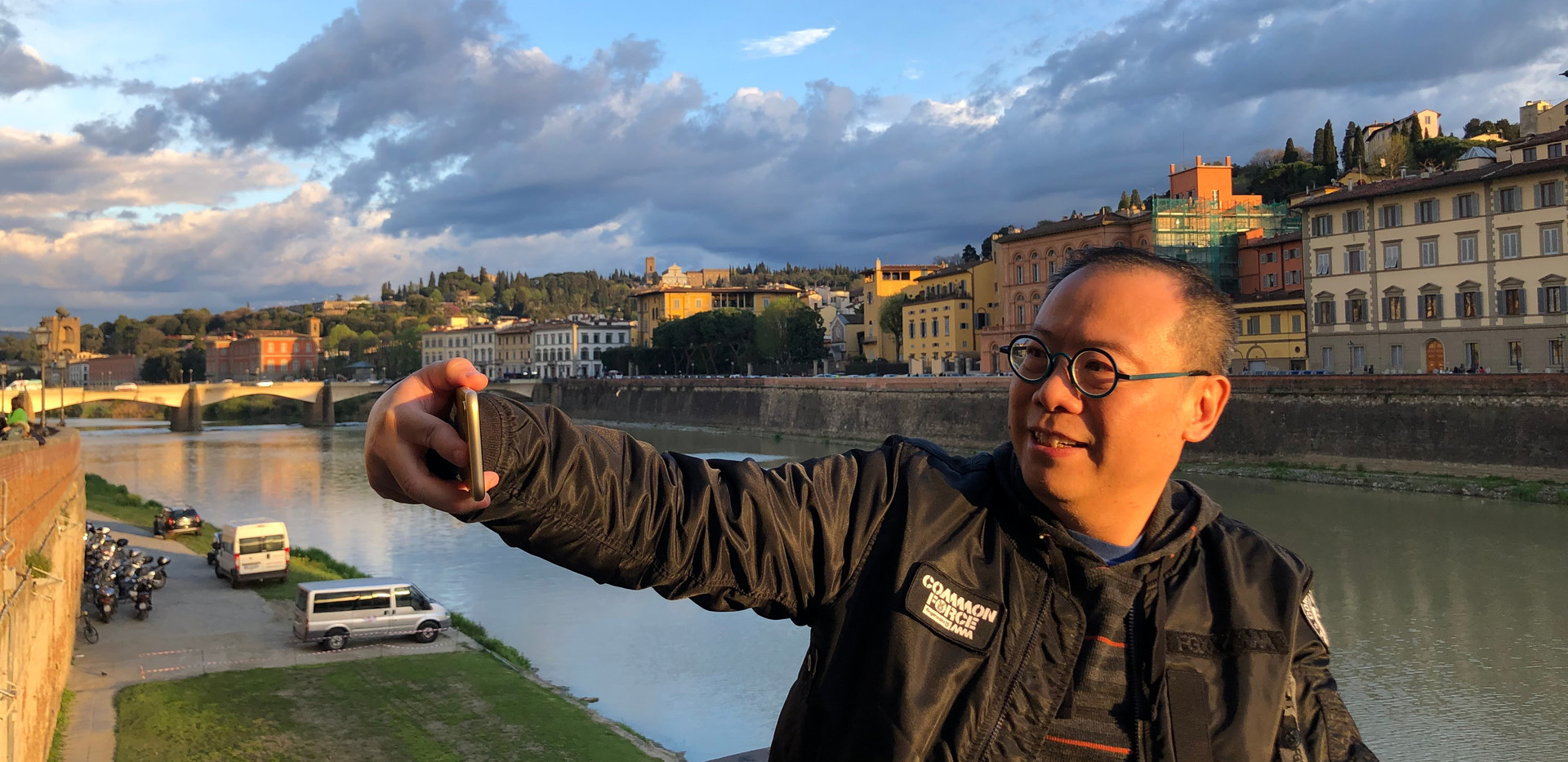 Florence, Italy Apr 2019