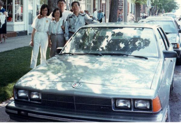 GM Buick Century