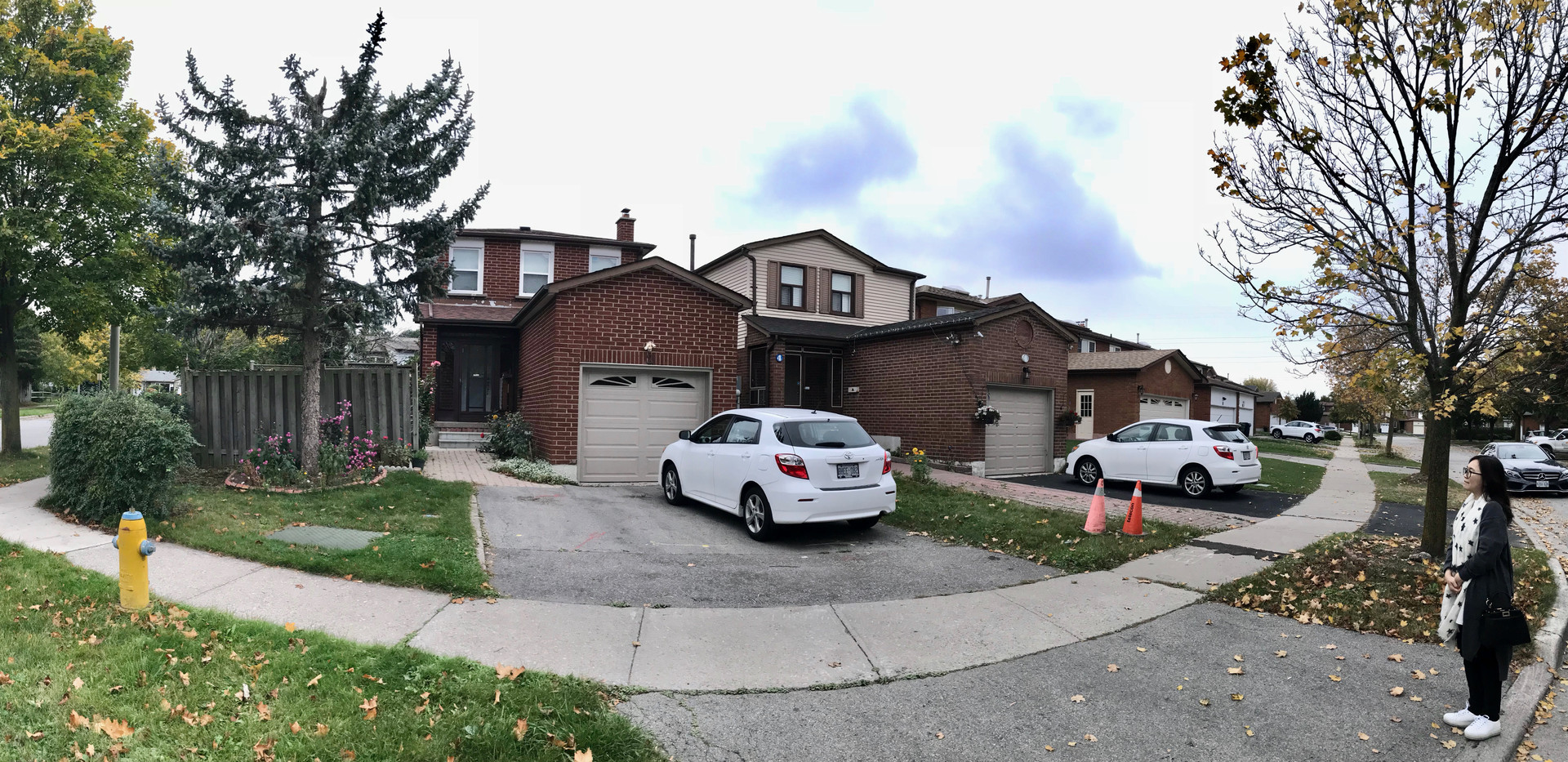 懷舊系列: 2nd house in Canada Oct 2017