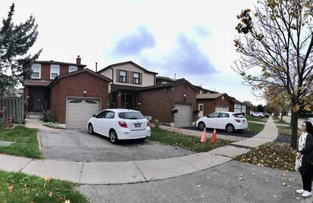 懷舊系列: 2nd house in Canada Oct 2017