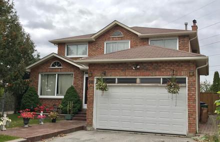 懷舊系列: 1st house in Canada Oct 2017