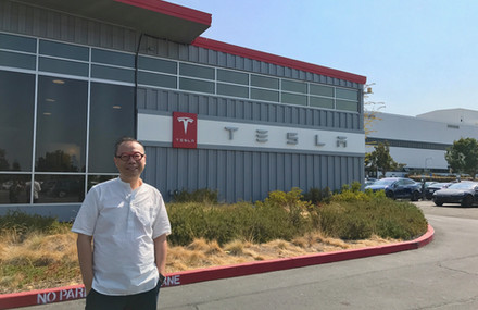 Tesla factory visit @ Fremont, California Aug 2017