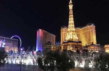 Las Vegas, USA Sep 2017